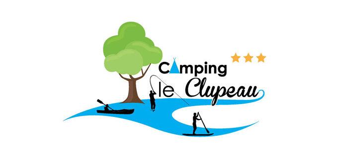 Logo Camping le Clupeau