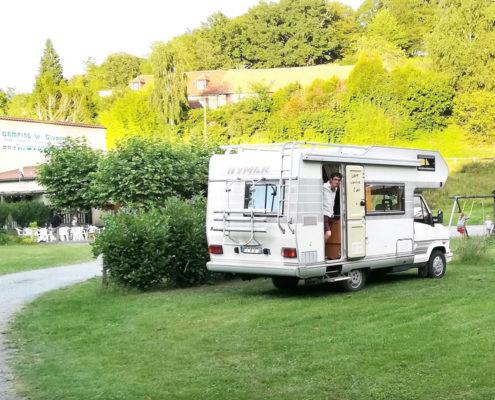 Camping-car HYMER